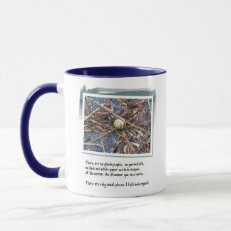 Mug Poème et escargot d'amour