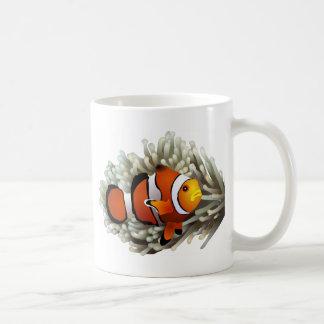 Mug Poissons de clown