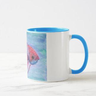 Mug Poissons de combattant