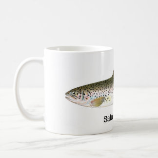 Mug Poissons de truite saumonée