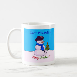Mug Police de Pôle Nord