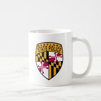 Mug Police d'état du Maryland