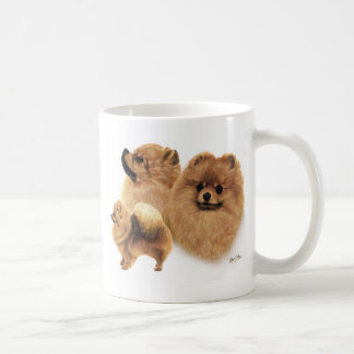 Mug Pomeranian
