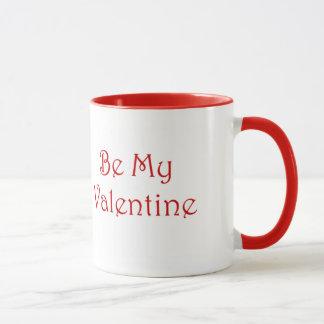 Mug Pomeranian Valentine