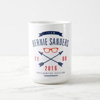 Mug Ponceuses de Bernie pour le président