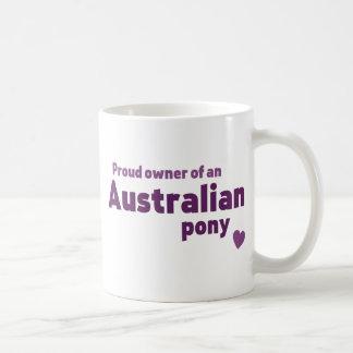 Mug Poney australien