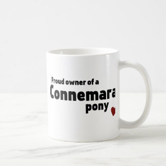 Mug Poney de Connemara