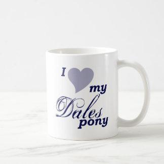 Mug Poney de vallées