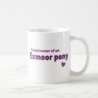 Mug Poney d'Exmoor