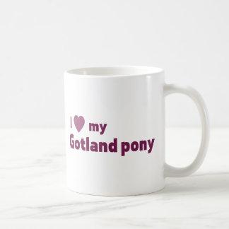 Mug Poney du Gotland