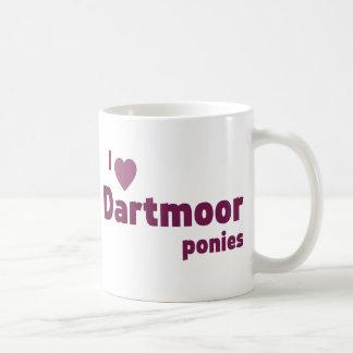 Mug Poneys de Dartmoor