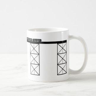 Mug Pont en train