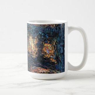 Mug Pont japonais par Claude Monet, beaux-arts
