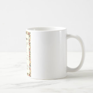 Mug =Pope simple florentin Francis de Prayer= St
