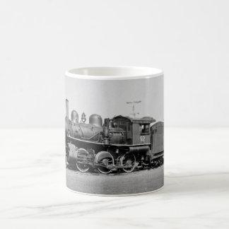 Mug Port national canadien Douvres du moteur locomotif
