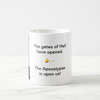 Mug Portes d'enfer