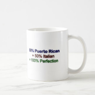 Mug Portoricain italien