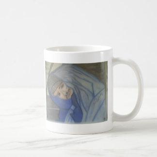 Mug Portrait #3 dans la finale de craie