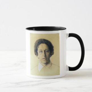 Mug Portrait d'Aleksandr Aleksandrovich Blok, 1907