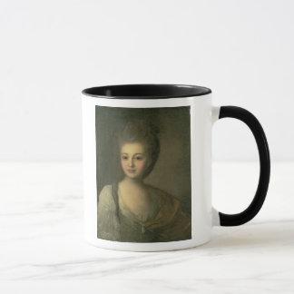 Mug Portrait d'Aleksandra P. Struyskaya 1772