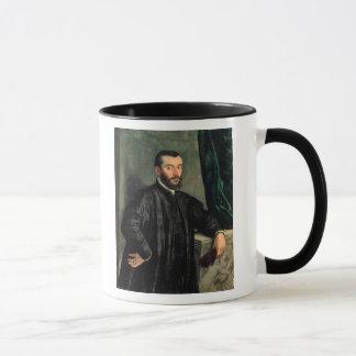 Mug Portrait d'Andrea Vesalius
