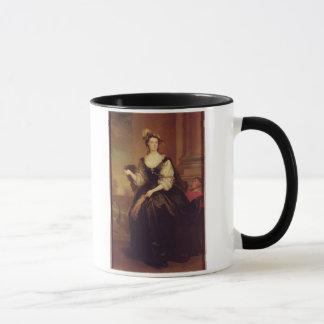 Mug Portrait d'Anne Howard, Madame Yonge (huile sur la