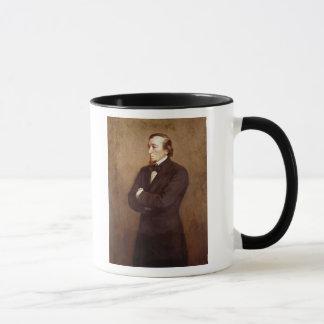 Mug Portrait de Benjamin Disraeli