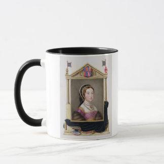 Mug Portrait de Catherine Howard (c.1520-d.1542) 5ème