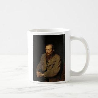 Mug Portrait de Fyodor Dostoyevsky par Vasily Perov