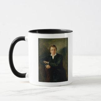 Mug Portrait de Heinrich Heine 1831
