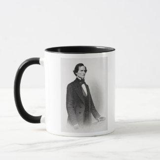 Mug Portrait de Jefferson Davis