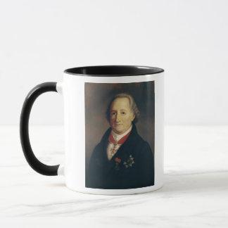 Mug Portrait de Johann Wolfgang von Goethe