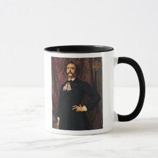 Mug Portrait de Jules Barbey d'Aurevilly 1881