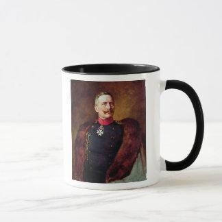 Mug Portrait de Kaiser Wilhelm Ii