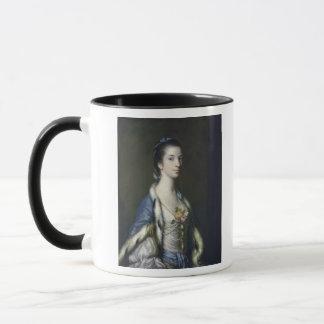 Mug Portrait de Madame, 1758