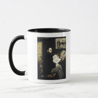 Mug Portrait de Manet | d'Emile Zola 1868