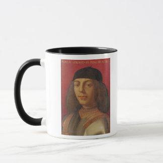 Mug Portrait de Piero di Lorenzo De Medici