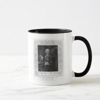Mug Portrait de Richard Boyle, comte de Burlington