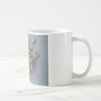 Mug Portrait de safari de faune