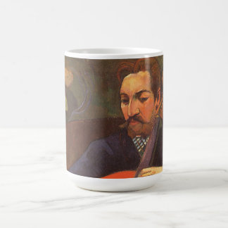 Mug Portrait de Schneklud de joueur par Paul Gauguin