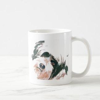 Mug Portrait de Terrier tibétain