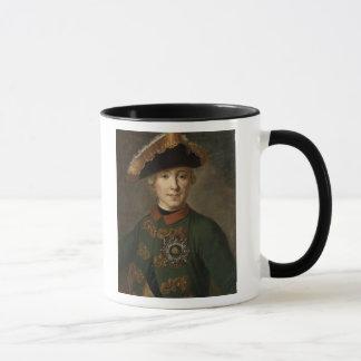 Mug Portrait de tsar Peter III
