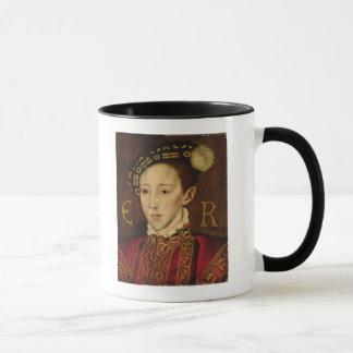 Mug Portrait d'Edouard VI