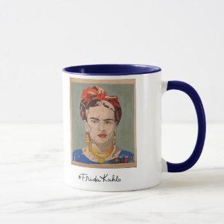 Mug Portrait d'en Coyoacán de Frida Kahlo