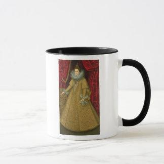 Mug Portrait d'Eugenia de la Reine Isabel Clara