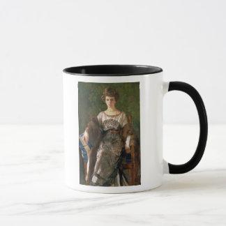 Mug Portrait d'Ewfimia Nosova, 1911