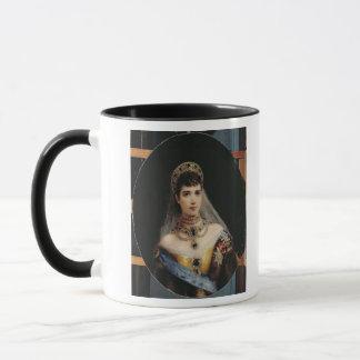 Mug Portrait d'impératrice Maria Fyodorovna