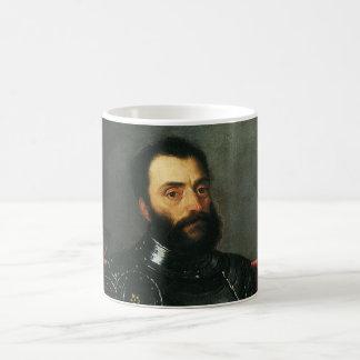 Mug Portrait du duc d'Urbino par Titian