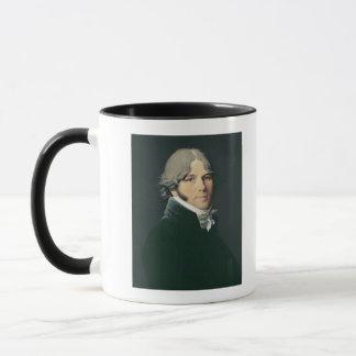 Mug Portrait du père de l'artiste, 1804