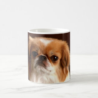 Mug Portrait d'un épagneul